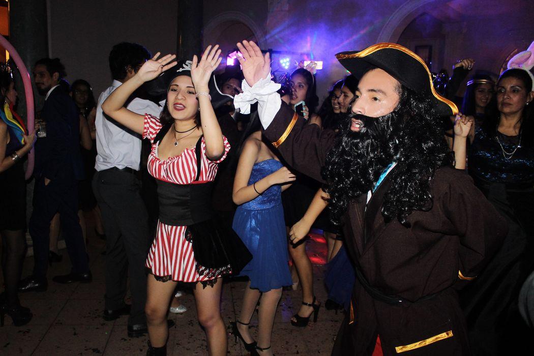 Hora Loca Piratas