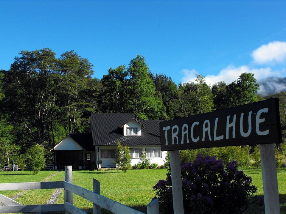 Cabañas Tracalhue