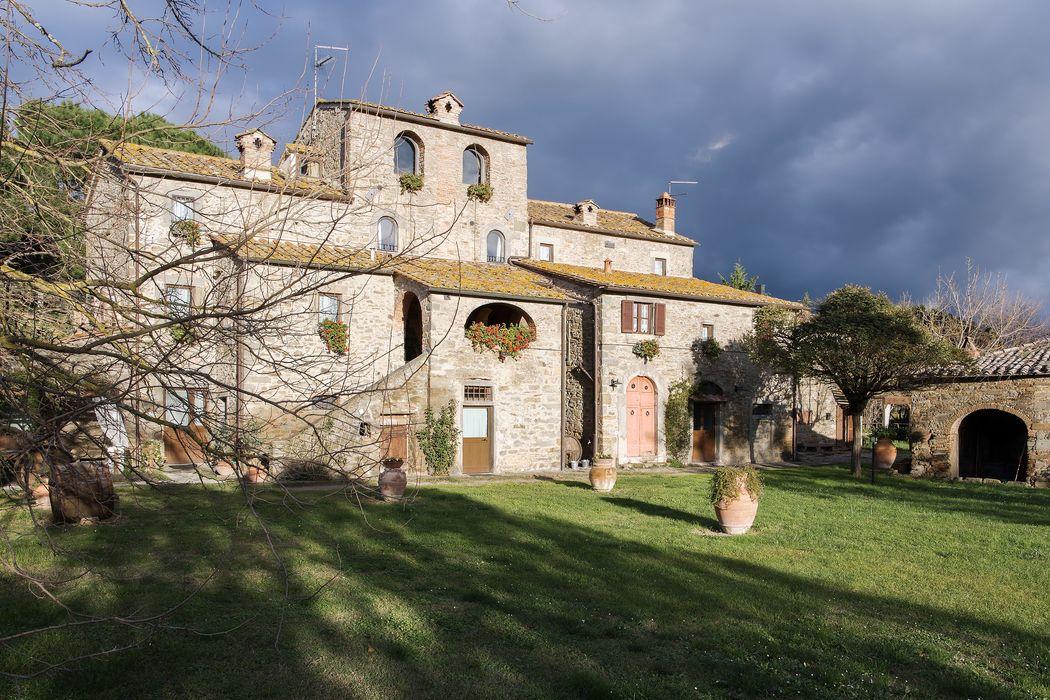 Monastero San Silvestro in Autunno