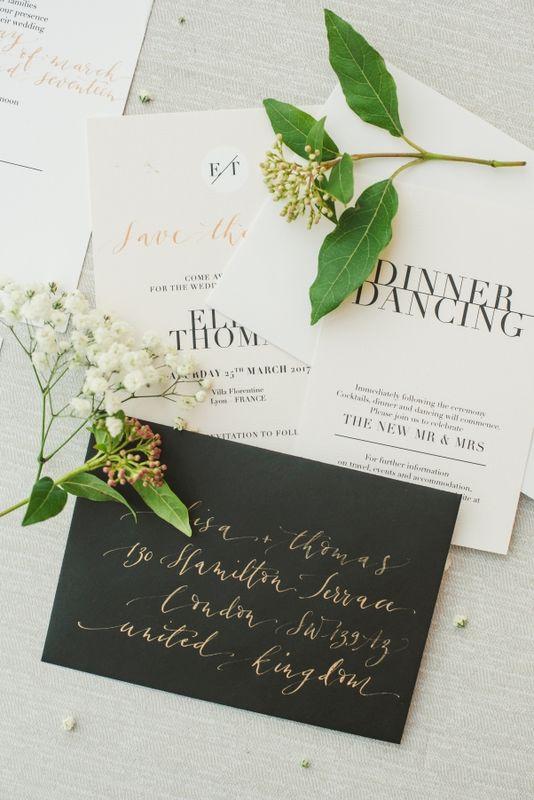 Destination wedding - Mariés US