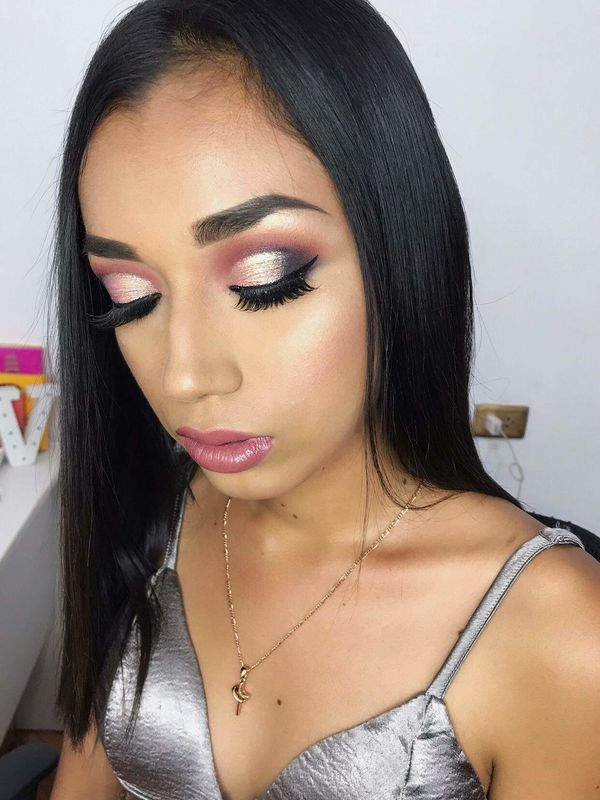 Verónica Pezo Makeup