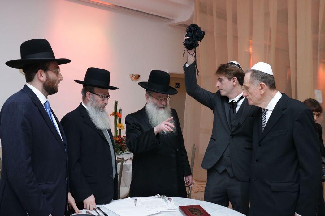 Casamento Judaico, Ioram e Marcela
