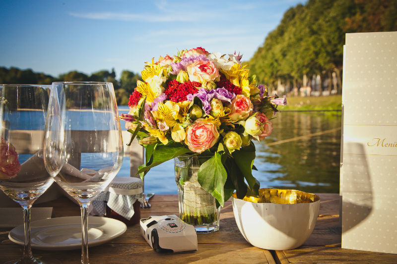 Beispiel: Ihre Hochzeit in einer Traumlocation, Foto: Averhoff Weddings & Events.
