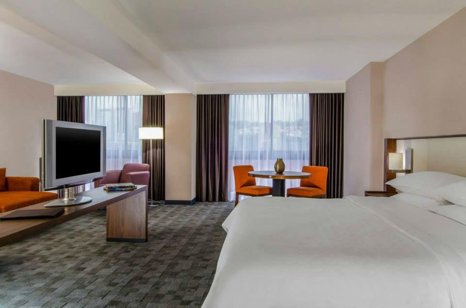 Hotel Sheraton Santa Fe