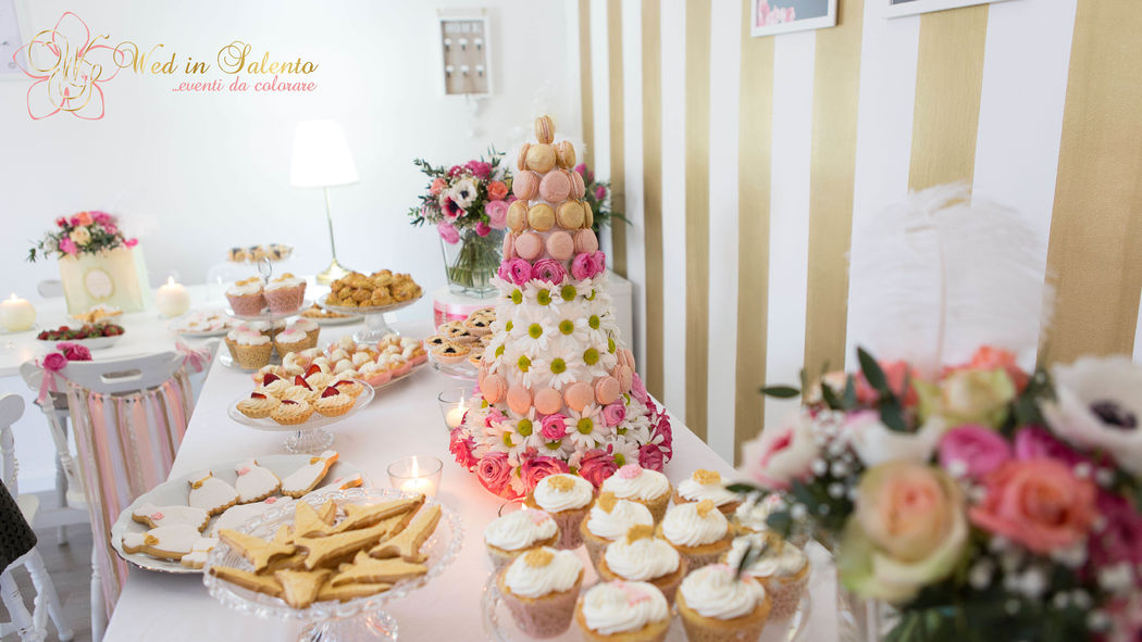 sweet table - opening party