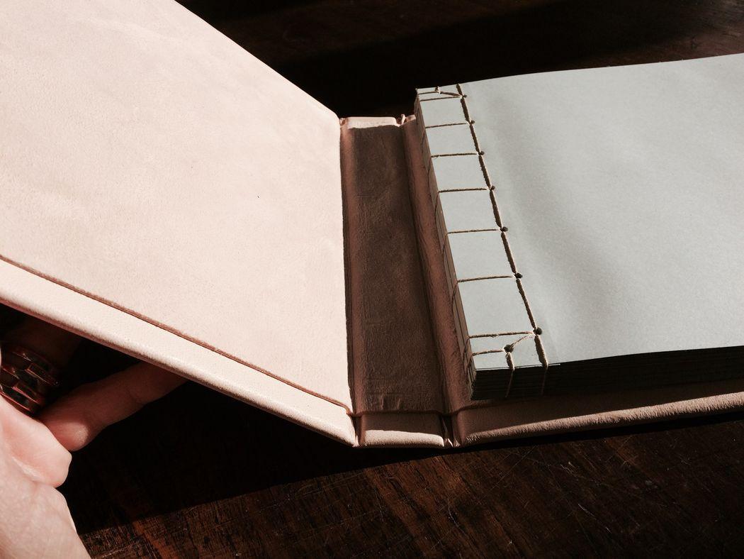 Handmade Stories - Álbuns Vintage