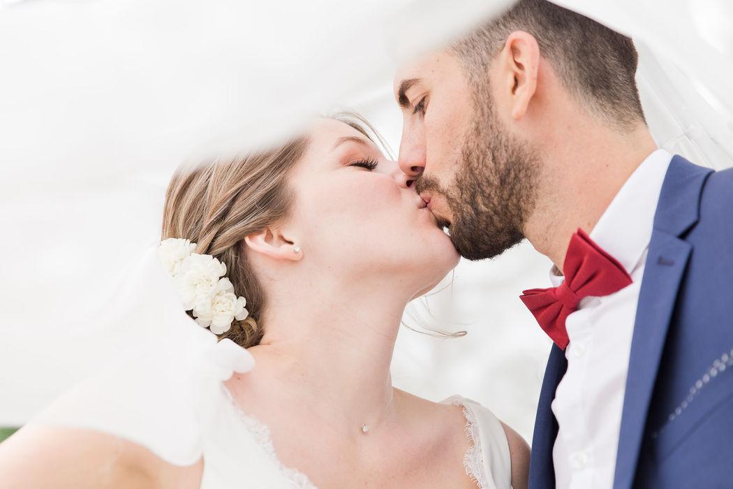 Photographie séance de couple gers Lucile Vives photographe