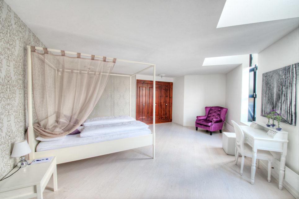 Beispiel: Hotelzimmer, Foto: Hotel Chlosterhof.