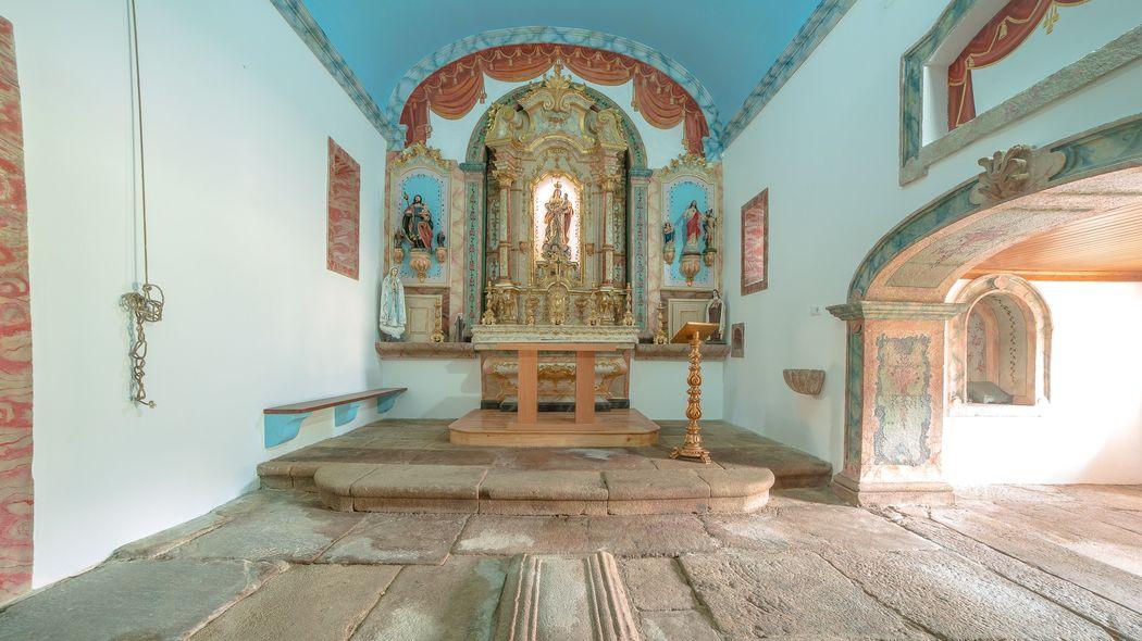 Capela da Nossa Senhora das Necessdades