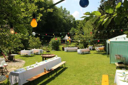 Beispiel: Ihre Hochzeitsfeier, Foto: Villa Kunterbunt.