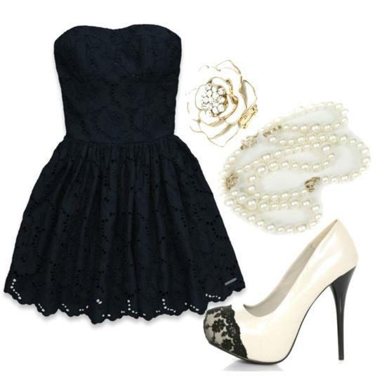Beispiel: Mode für Hochzeitsgäste, Foto: Amormoda.de.