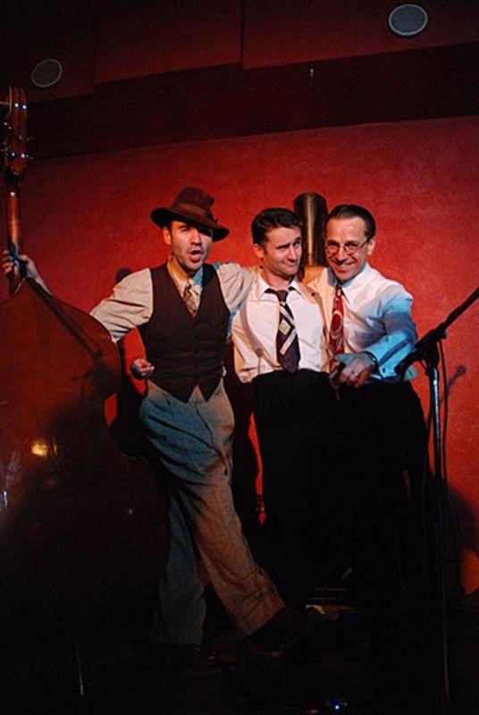 Gadjo Zaz Trio