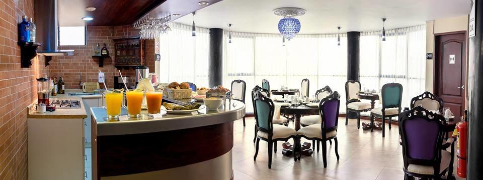 Torre Cristal Hotel Boutique