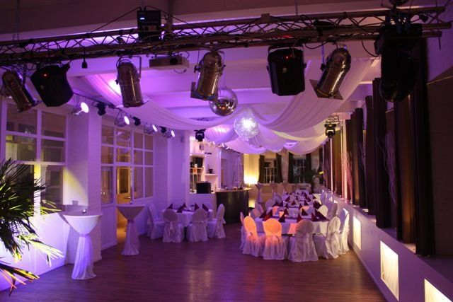 Beispiel: Tanzfläche, Foto: Alte Pulverfabrik.