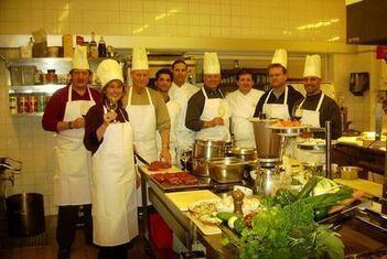 Beispiel: Team, Foto: Eden Parc Hotel.