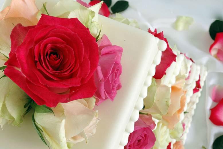 Beispiel: Ihre Hochzeitstorte, Foto: Giardino Verde.