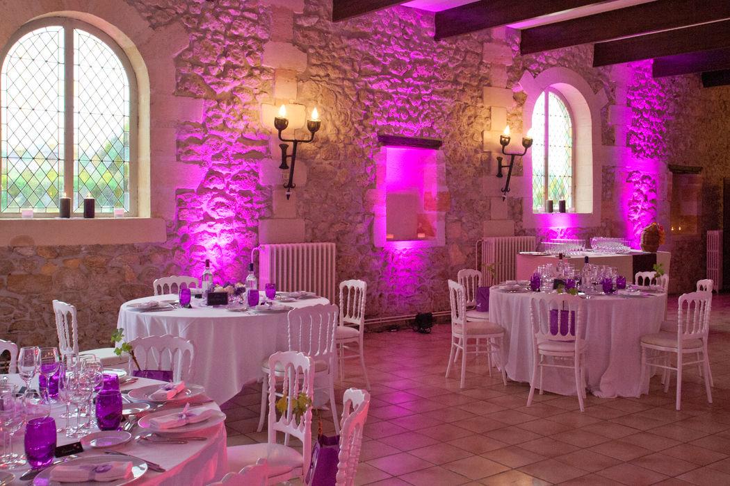 Château Lafitte - Salle Fleur du Val