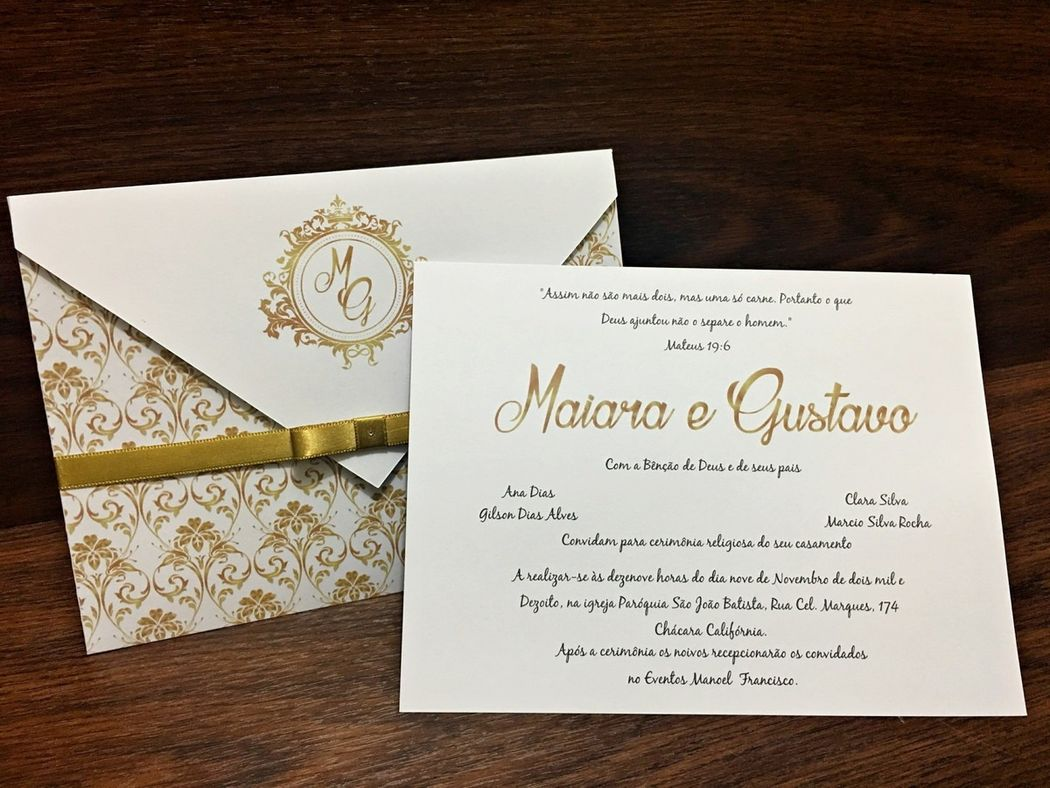 Amo Papel Convites