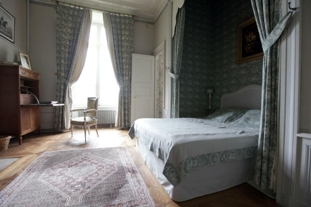 Pour vos proches: chambre Louis XVI