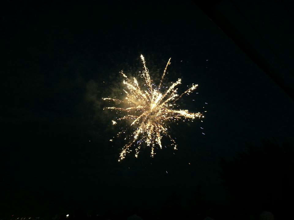 Beispiel: Feuerwerk, Foto: Sag doch ja.