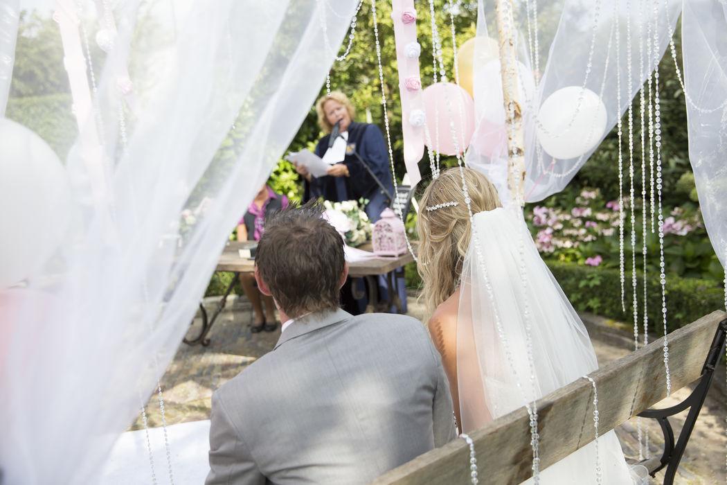 Lief Bruidspaar