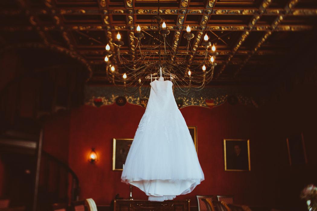 Trauungssaal im Schloss