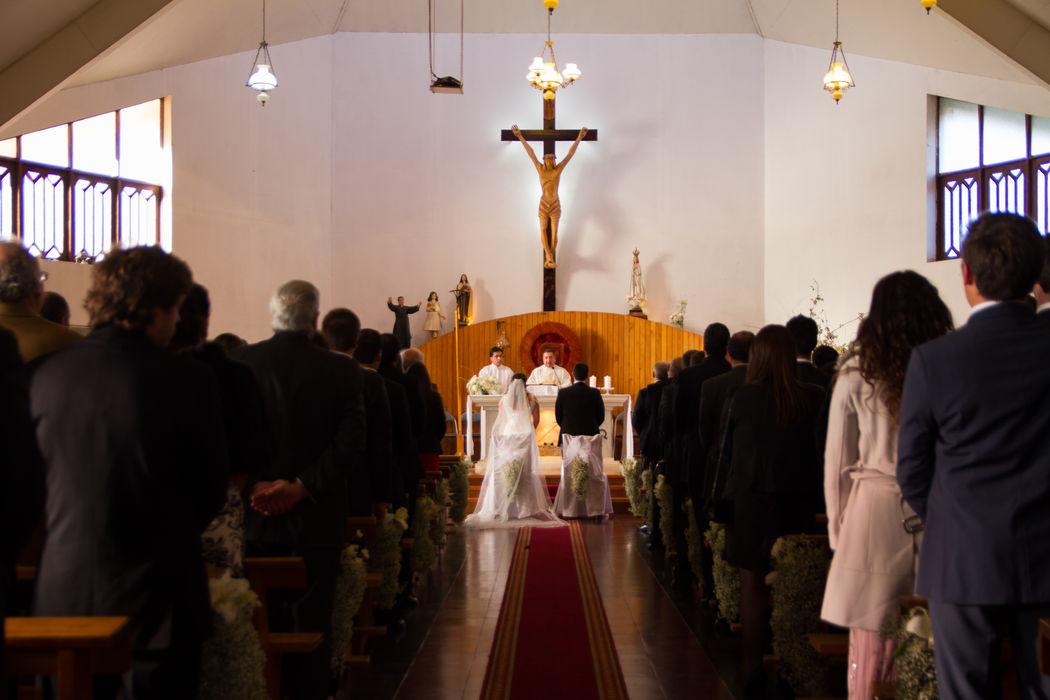 Iglesia llena de amor