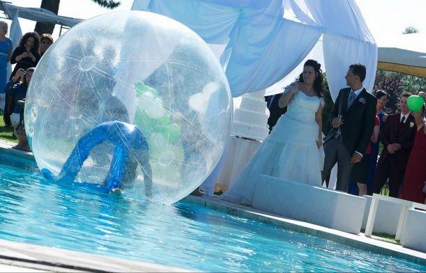 Everglades Musica & Animazione: Danza nella bolla