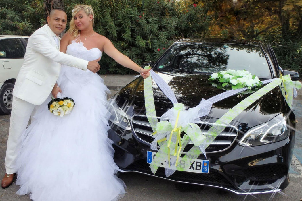 location voiture mariage avec chauffeur sur marseille