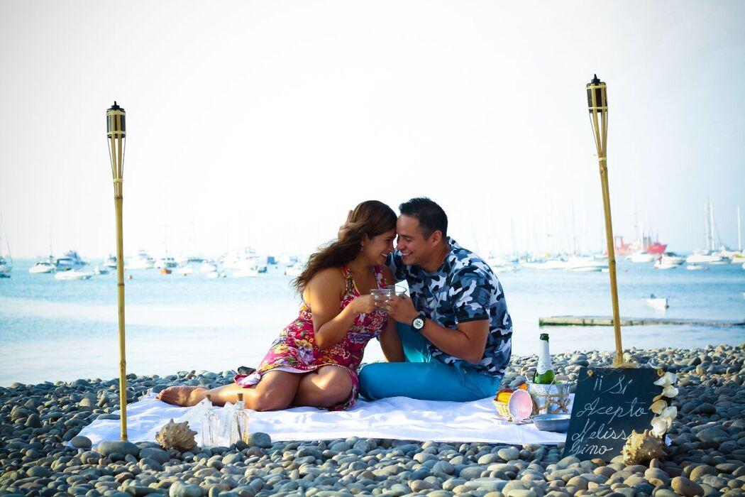 Pre Boda / Save the Date Melissa & Gino