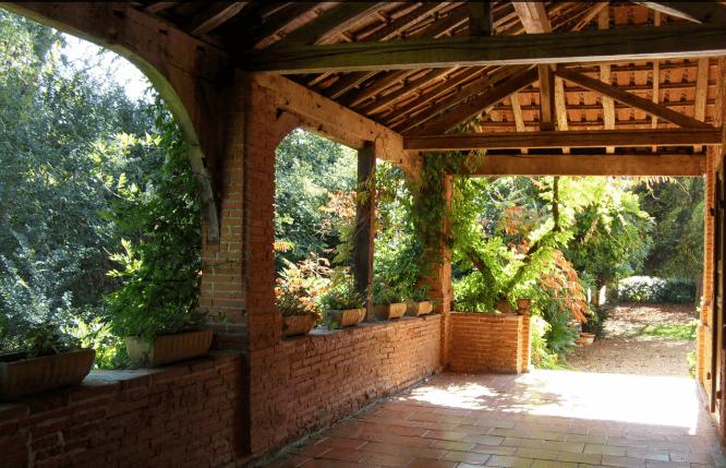 Château Calaoué - L'Orangerie/terrasse