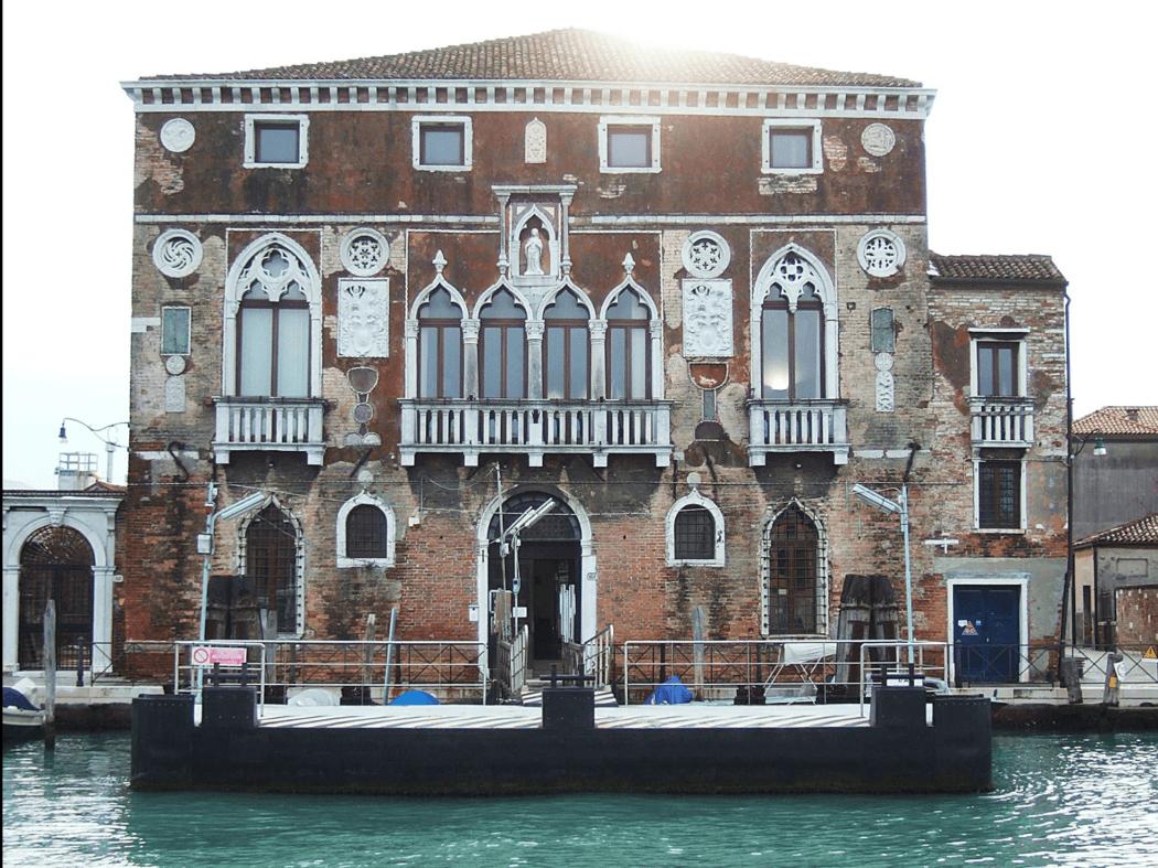Palazzo da Mula, sede distaccata della municipalità di venezia, dove poter svolgere un rito civile