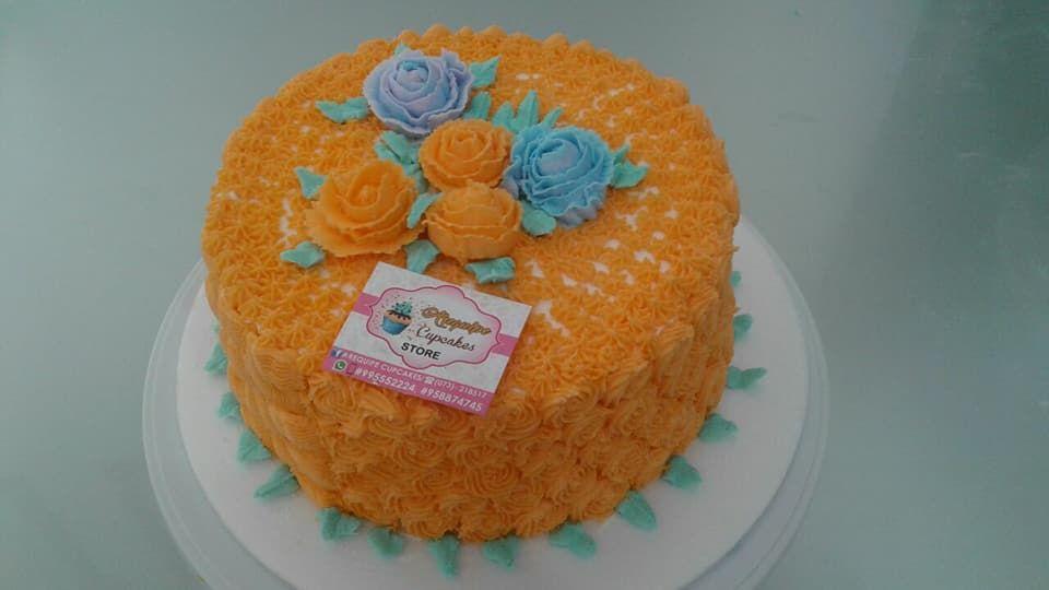 Arequipe Cupcakes