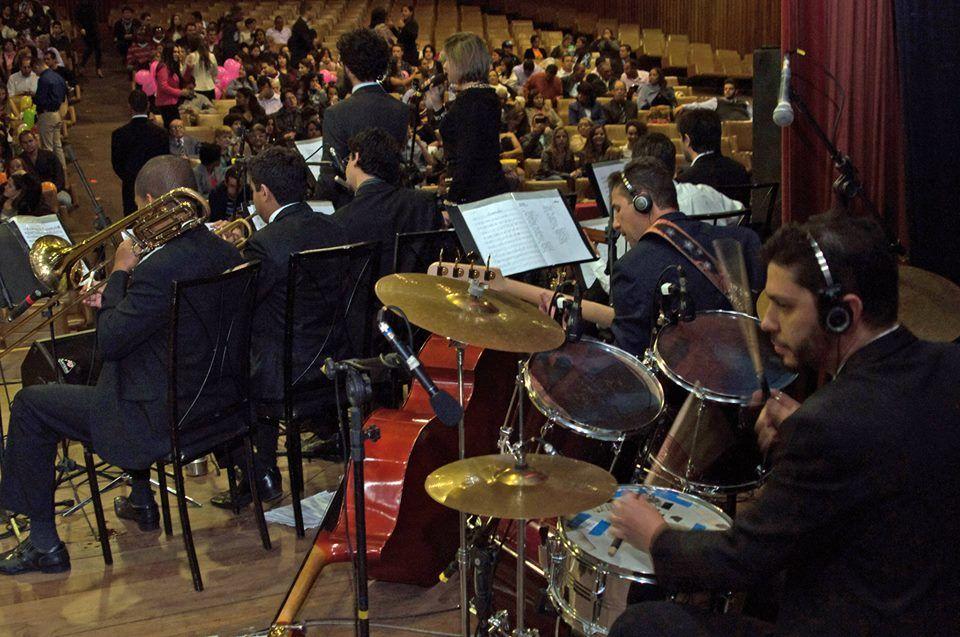 Orquestra Viva Mundi Jazz - Para casamentos, formaturas e eventos empresarias