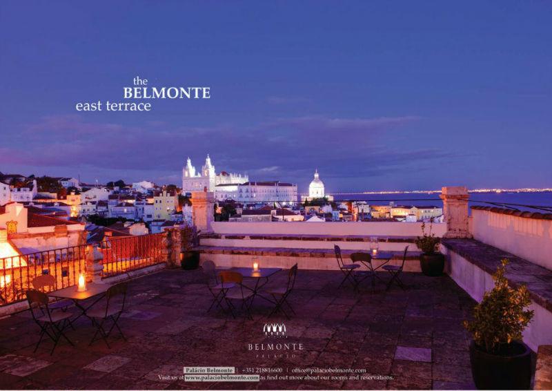 Palácio Belmonte, Lisboa