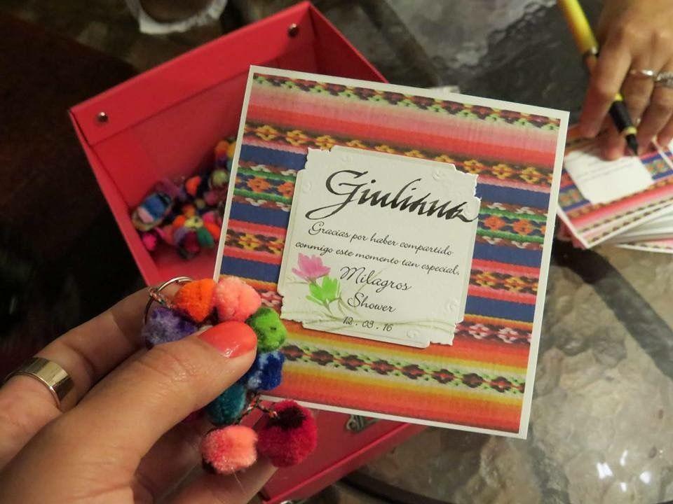 Tarjetas de agradecimiento personalizadas