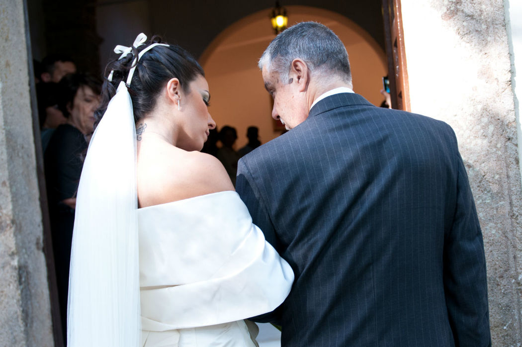 Il papa della sposa