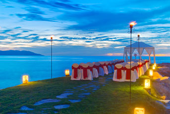 Boda en la playa de Puerto Vallarta en el Hotel Sheraton