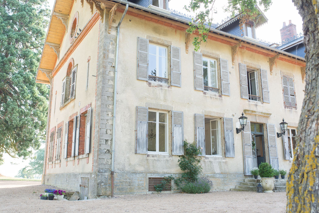 Trouwlocatie Domaine de Savigny