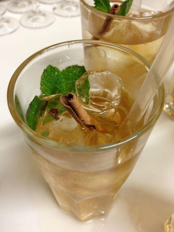 Cocktails sem alcóol - Eventing
