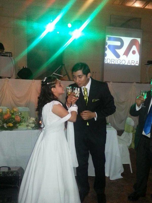 Sonido Rodrigo Araya