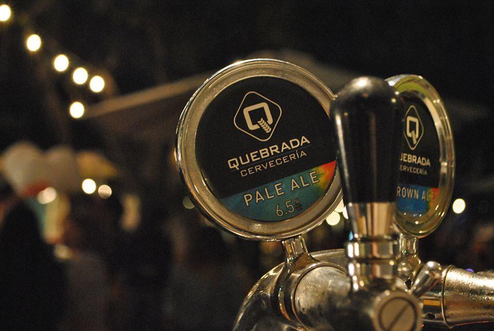 Cervecería Quebrada