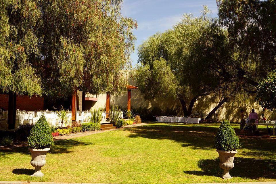 Jardín Casa Victoria