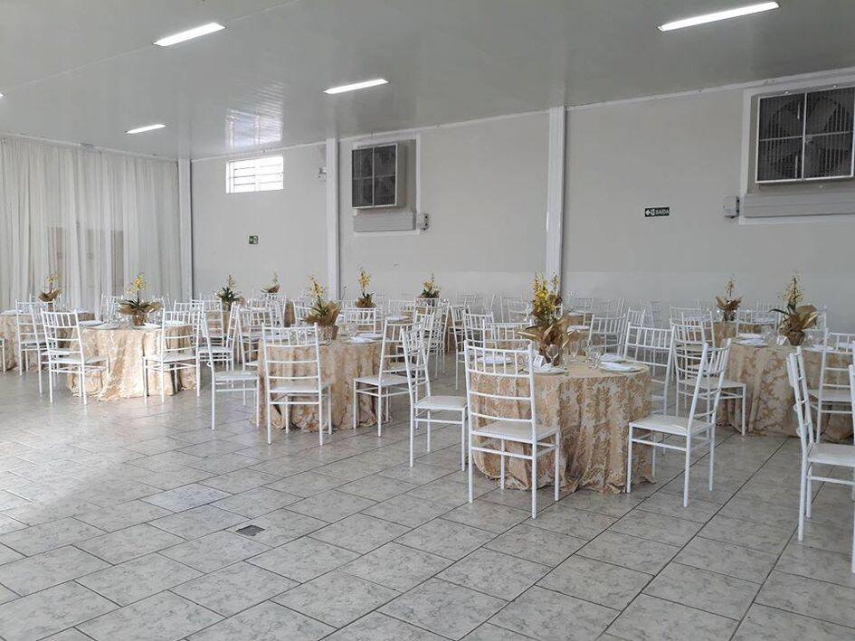 Salão de Festas Fazzendo Art's