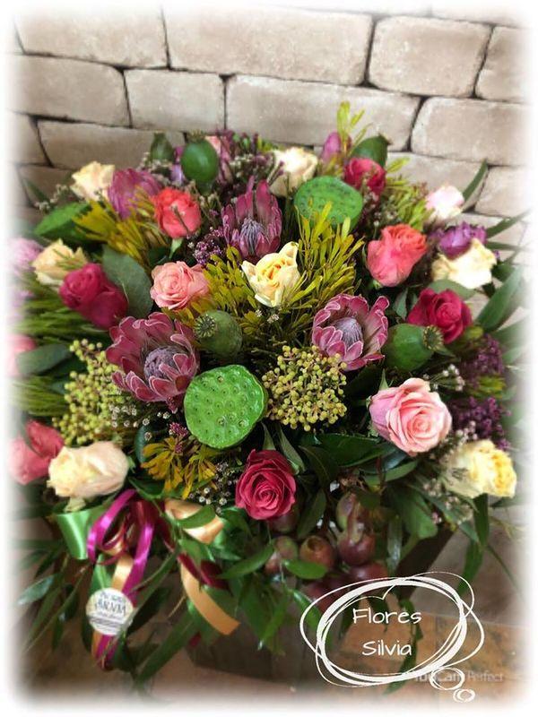 Flores Silvia