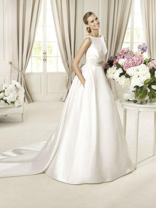 Beispiel: Qualitativ hochwertige Kleider, Foto: Petra Pabst.
