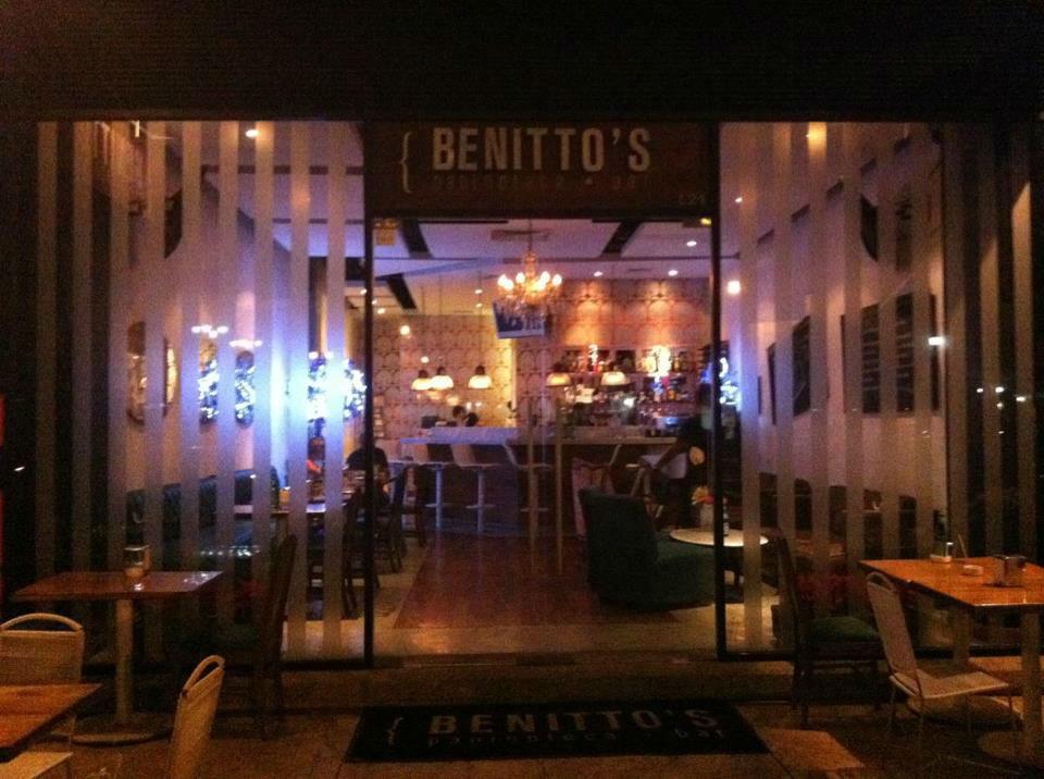 Benitto's Paninoteca Bar