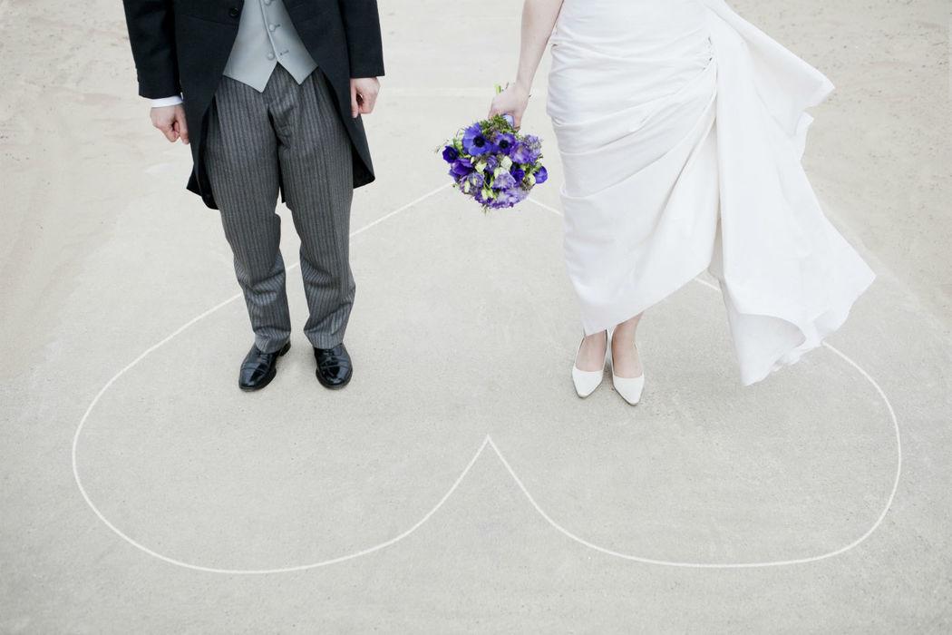 Mitten ins Herz ©Hanna Witte Hochzeitsreportagen