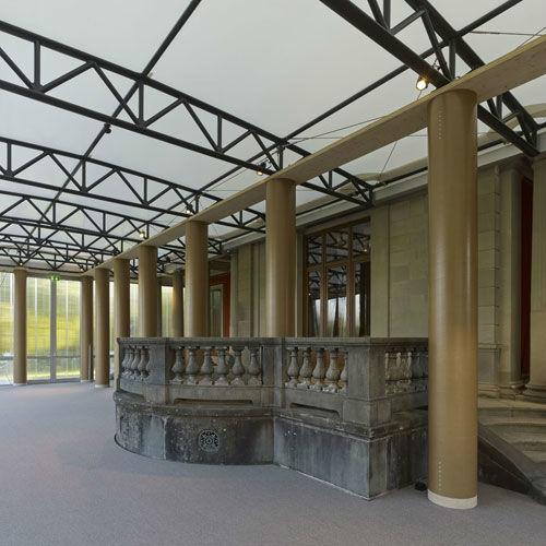 Beispiel: Pavillon, Foto: Museum Rietberg.