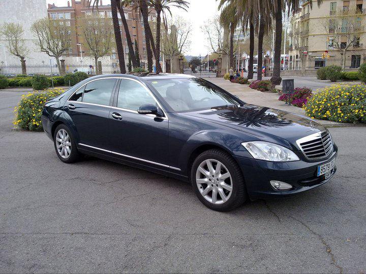 En Mercedes